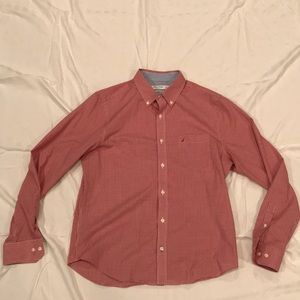 Slim Fit Nautica Gingham Button Down